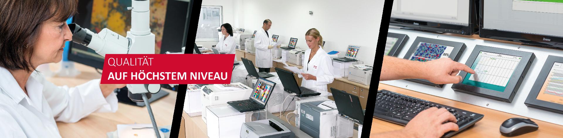 Printservice Qualität